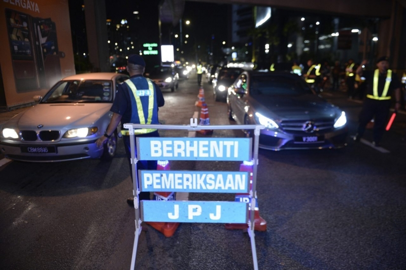 MCO:JPJ RELAXES EXPIRED ROAD TAX DRIVING LICENSE ENFORCEMENT TILL SEPT 30