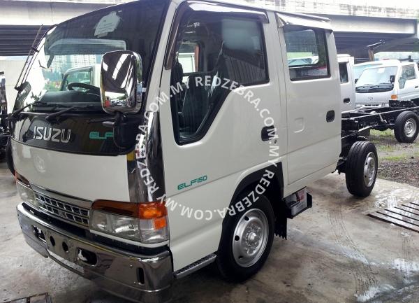 Isuzu NHR Double Cab AT