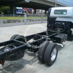 Hino Single Cabin Lorry XZU411