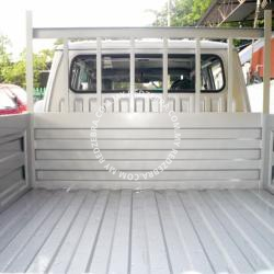 Toyota LY211 Double Cabin Steel Cargo