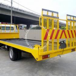 Toyota DYNA BU222 Car Carrier 18 ft