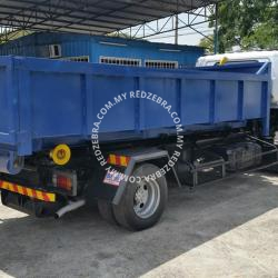 Isuzu NPR Arm Roll Lorry Truck Renovation Bin