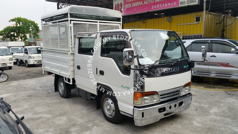Wiring Diagram Of Isuzu Elf