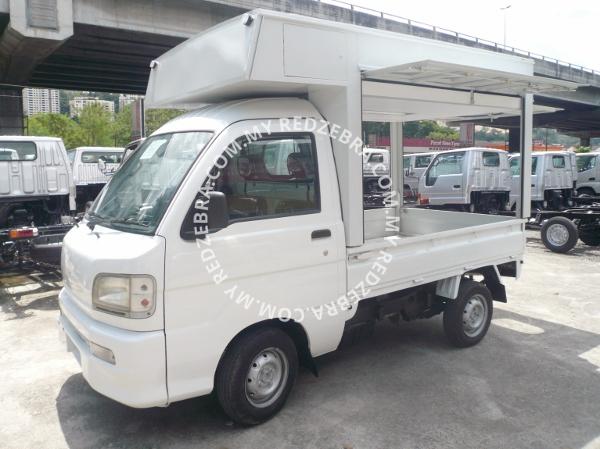 Daihatsu Hijet S200 Pasar Malam Hawker Lorry