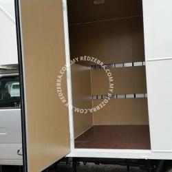 Isuzu NPR Double Cabin Luton Box Van 5000Kg-7500KG