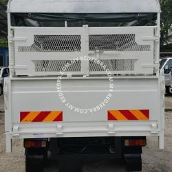 Toyota DYNA Steel Cargo Aluminium Top & Wire Mesh - Auto