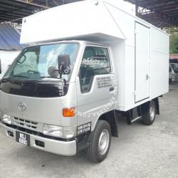 Toyota DYNA LY131 Single Cabin Luton