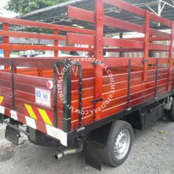 Toyota DYNA LY Single Cabin Wooden Cargo