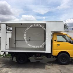 Inokom - Yellow food truck