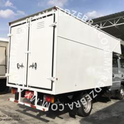 Isuzu Double Cabin NHR Luton Body