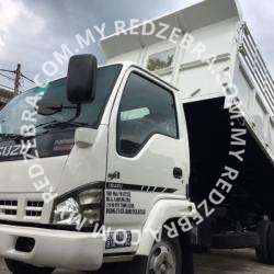 Isuzu NPR Steel Tipper