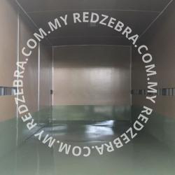 Isuzu Single Cabin NHR Box Body