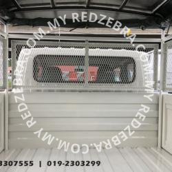 Toyota LY Double Cabin Steel Cargo